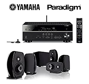 Yamaha rx v581 7 2 ch x 80 watts networking a for Yamaha home theatre customer care number