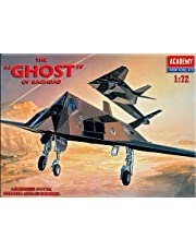[12475] Academy plastic model kits 1/72 F-117A STEALTH FIGHTER / BOMBER