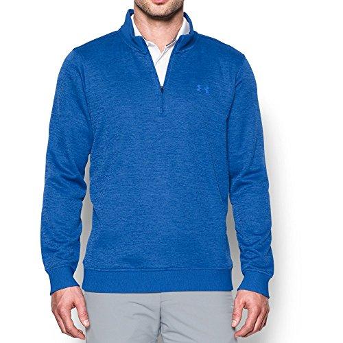 Under Armour Men's Storm SweaterFleece 1/4 Zip, Blue Marker/Blue Marker, Medium ()