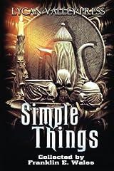 Simple Things Paperback