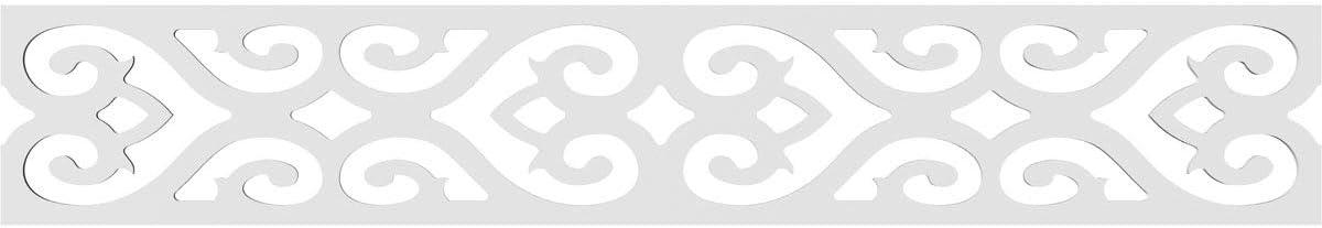 Ekena Millwork RUNP08X0625X48HNR Running Trim White 8H