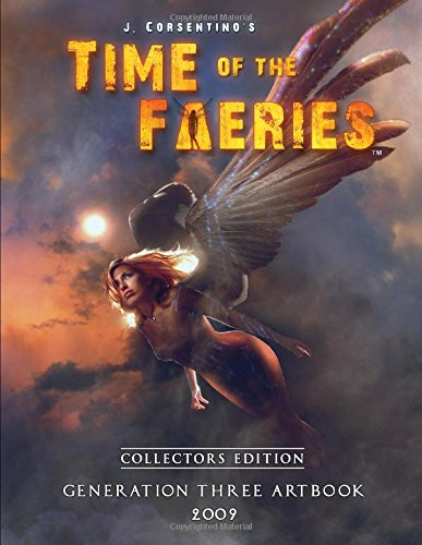 Download Time of the Faeries: Generation Three Art Book Collectors Edition pdf epub