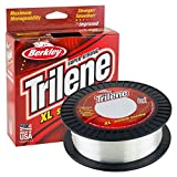 Berkley Trilene XL Smooth Casting Clear Fishing Line – 8 lb test
