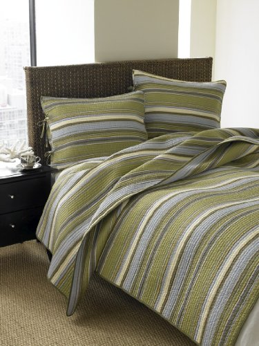 Stone Cottage Fresno Quilt Set, King