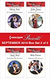 Harlequin Presents - September 2019 - Box Set 2 of 2