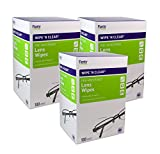 Flents Wipe N Clear 100 wipes 3 Pack
