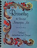 img - for Rosemaling, the Beautiful Norwegian Art, Vol. 1: Instructions and Designs book / textbook / text book