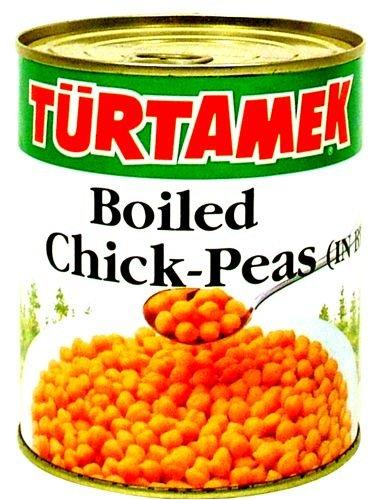 Boiled Chick Peas – 1.8lb (816g)