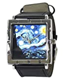 Museum Artifacts Theme Watches - Starry Night / Van Gogh