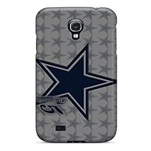 Best Hard Cell-phone Case For Samsung Galaxy S4 (saH19715AOln) Allow Personal Design Beautiful Dallas Cowboys Image
