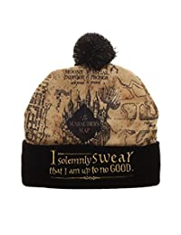 Harry Potter Marauders Map Beanie Standard