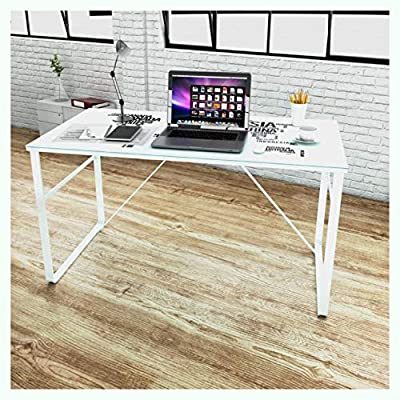 K&A Company Rectangular Desk with Map Pattern
