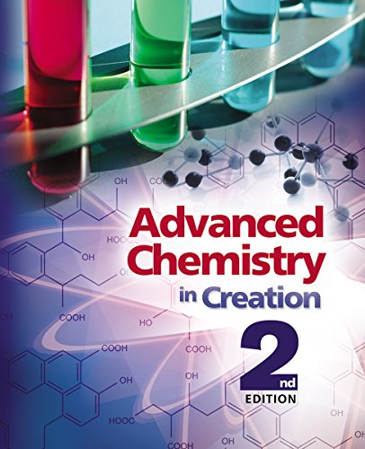 Advanced Chemistry in Creation