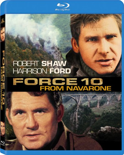 Force 10 from Navarone Blu-ray