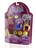 Blip Squinkies Princess Bubble Pack - Belle 2 with Tiny Toys