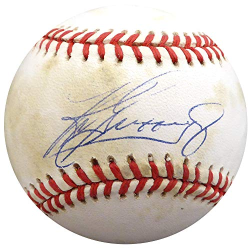 - Ken Griffey Jr. Autographed Signed Memorabilia Official Al Baseball Seattle Mariners - Beckett Authentic