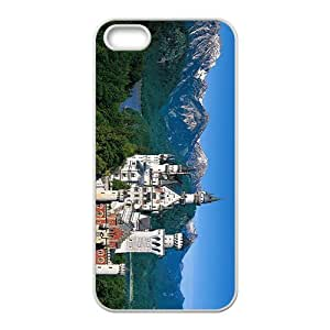 The Beautiful Castle Hight Quality Case for Iphone 5s