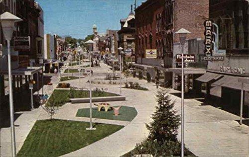 Jefferson Park Mall Huntington, Indiana Original Vintage - Huntington Mall