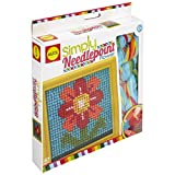 ALEX Toys Craft Simply Needlepoint Flower
