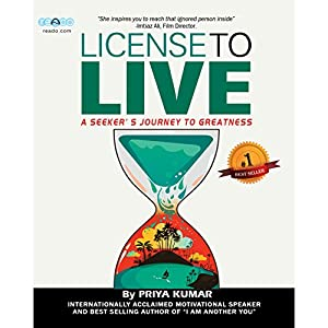 License to Live Audiobook