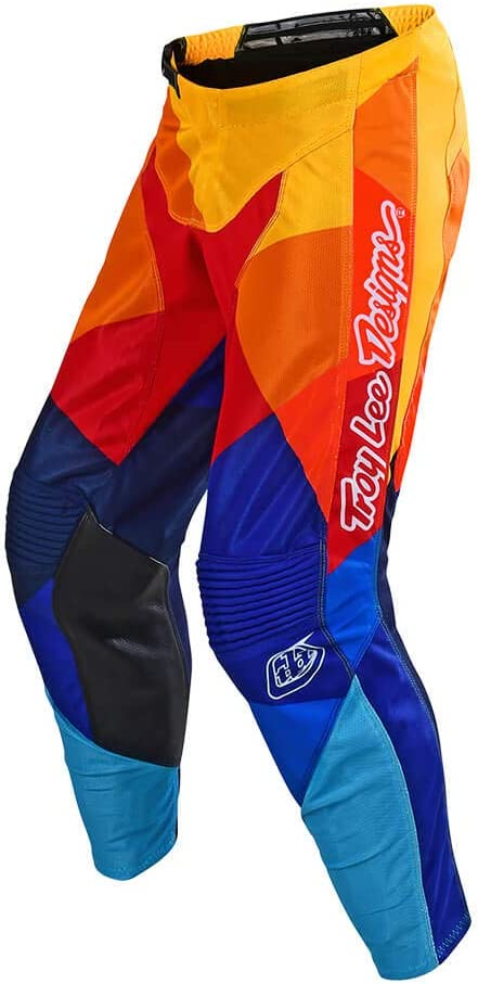 Troy Lee Designs Youth Kids Offroad Motocross GP Air Pant Mono 26, Orange
