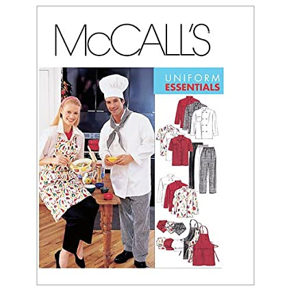 Amazon.com: McCall\'s Patterns M2233 Misses\' and Men\'s Jacket, Shirt ...
