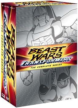 Beast Wars : Transformers DVD Discs