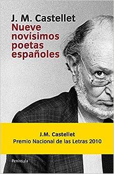 Descargar Utorrent Para Pc Nueve Novísimos Poetas Españoles: Nueva Edición Formato Epub Gratis