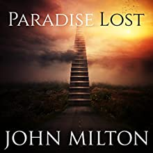 Paradise Lost Audiobook by John Milton Narrated by Ron Welch