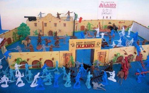 Tin Litho 170 Piece Alamo ()