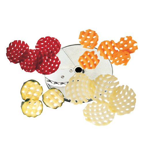 Cl Coupe - Robot Coupe 28199 Gaufrette / Waffle Cut Disc For Cl 50 Gourmet Food Processors - 3 Mm (1/8