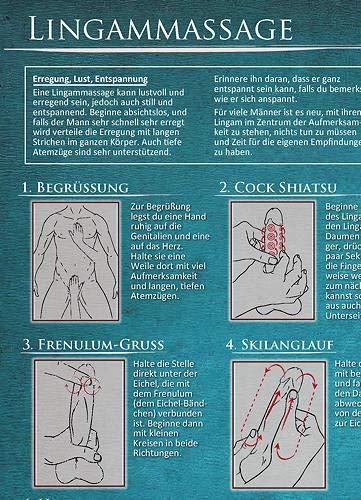 Lingam massage anleitung
