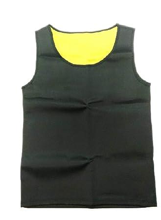 Ultra sudor Sauna Sudor trajes cintura entrenador chalecos ...