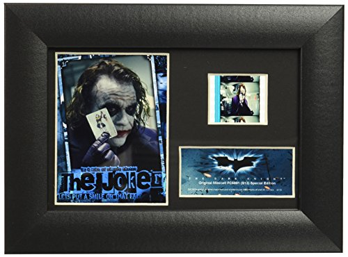 Trend Setters Batman The Dark Knight Joker Framed Film Cell, Mini