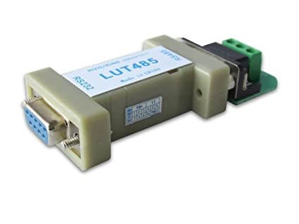 Serial Adapter RS232 to RS422 and RS485 Data Converter