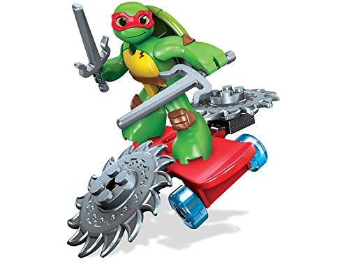 Mega Bloks Tortugas Ninja Rueda y Destruye: Amazon.es ...