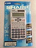 Sharp EL-520VB Scientific Electronic Calculator 2-Line LCD Display Twin Power 238 Functions Multi-Line Playback ADVANCED D.A.L.