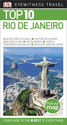 Top 10 Rio de Janeiro (Eyewitness Top 10 Travel Guide) (Rio De Janeiro)
