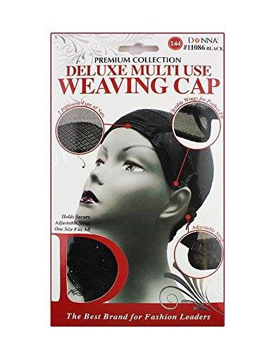 donnas-premium-adjustable-multi-use-weaving-cap-black