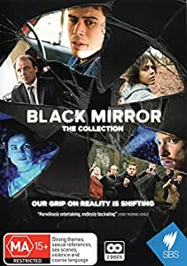 BLACK MIRROR - THE COLLECTION