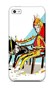 Shane Francis's Shop New Style Fashion Tpu Case For Iphone 5c- Artistic Defender Case Cover 8246648K84015880