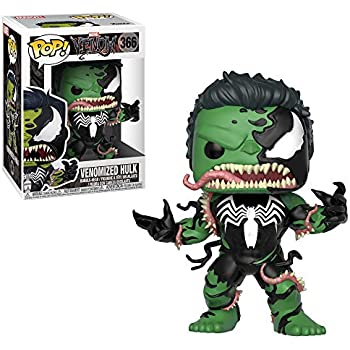 Amazon.com: Funko Pop Marvel: Venom - Venom Iron Man ...