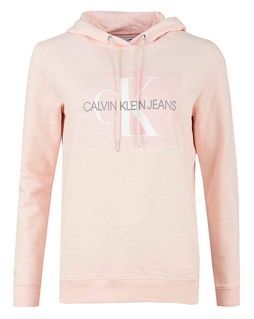 Calvin Klein Jeans Monogram Boxy Relaxed Hoodie