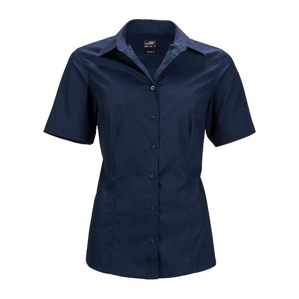 Camisa Modelo Business para Mujer se/ñora James and Nicholson