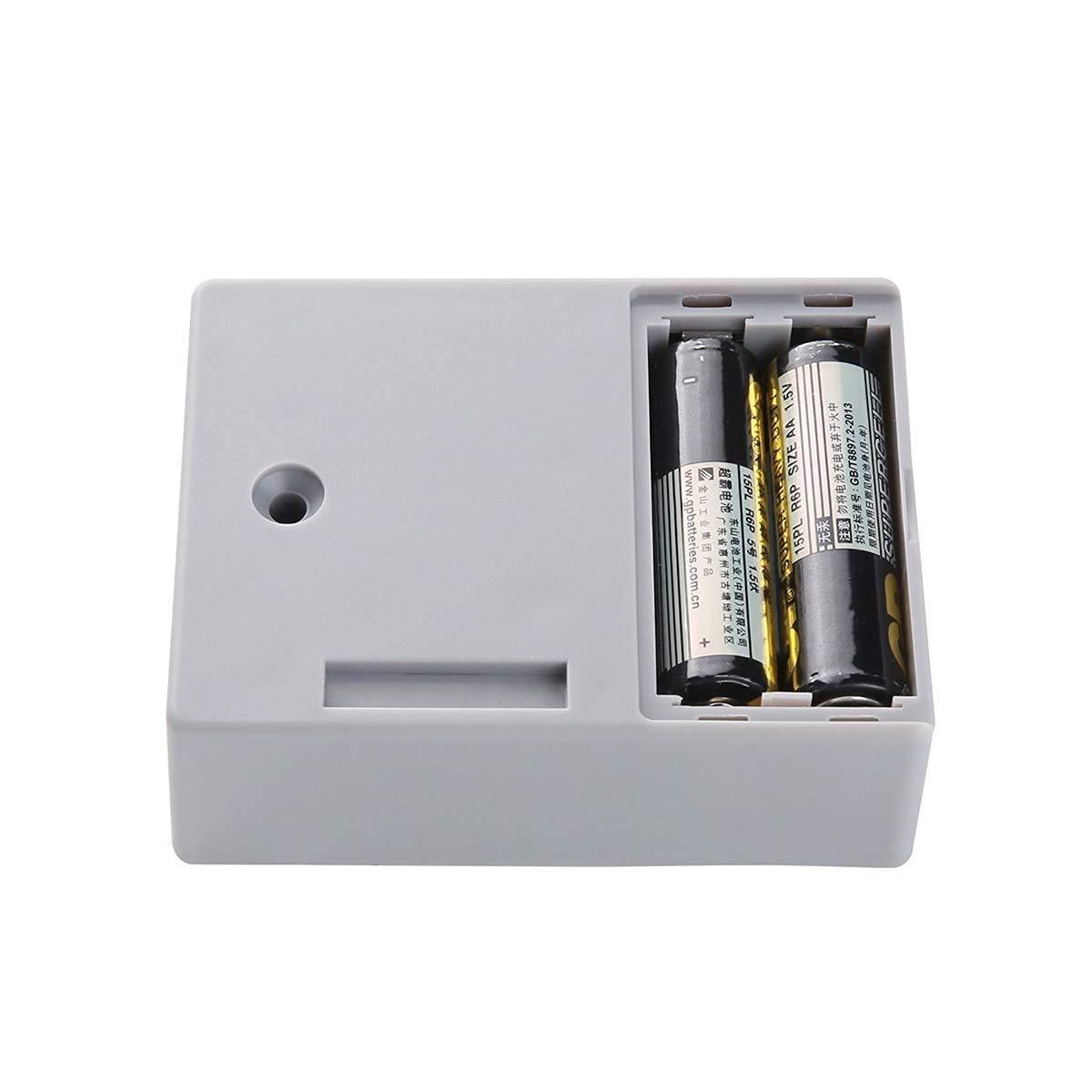 Amazon.com: Diconna RFID Electronic Cabinet Lock Hidden DIY Lock Kit Set for Drawer Locker: Office Products