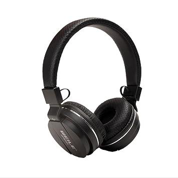 Feng-Bin Auriculares bluetooth, teléfono estéreo bass pesado para la cabeza, auriculares grandes