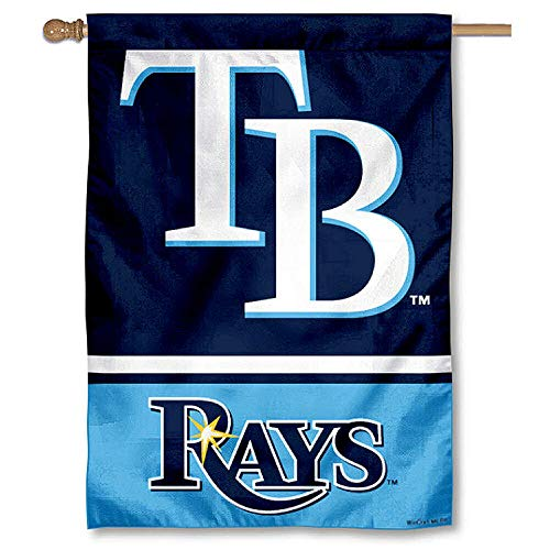 Wincraft Tampa Bay (WinCraft Tampa Bay Rays Double Sided House Flag)