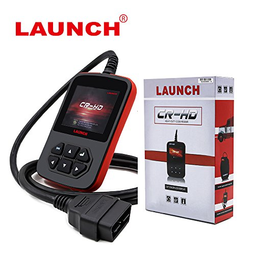 Heavy duty diagnostic tools launch creader cr hd heavy for Motor vehicle diagnostic machine