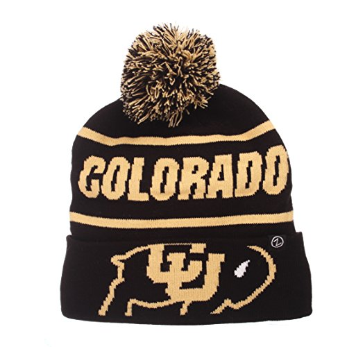 Buffaloes Men's Bandit Knit Beanie, One Size, Team Color ()