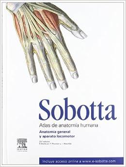 Sobotta. Atlas De Anatomía Humana. Vol. 1: Anatomía General Y Del Aparato Locomotor por F. Paulsen epub
